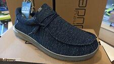 Scarpe uomo sneakers HEY DUDE wally AIRFLOW free navy