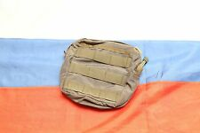 Russian army spetsnaz SSO SPOSN zipped utility tactical pouch molle