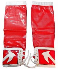 WWE Sin Cara Drawstring Red Armbands Adult Size Licensed Rare