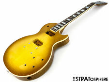 2017 Gibson USA Les Paul Traditional HP BODY + NECK American Honeyburst AAA