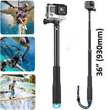 Selfie Pole Extendable Telescopic Monopod Stick for GoPro Hero 5 4 3+ 3 2 Camera