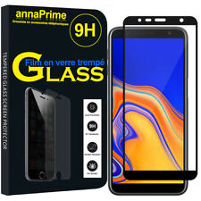 2 Glass Film Toughened Glass Screen Protector Samsung Galaxy J4 Plus (2018)