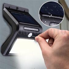 16 LED Solar Power Light Motion Sensor Outdoor Security Lamp Garden Waterproof
