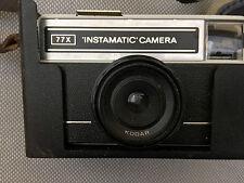 Ancien appareil photo KODAK 77 X avec housse collection vintage french antique