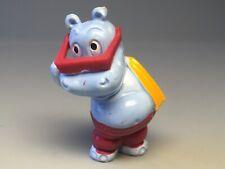HPF: Hippi Hippo mit Brille 1990 - 100% original !!!