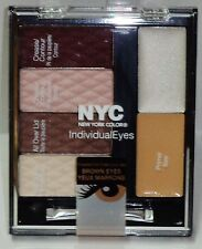 NYC #945 Midtown Mauve New York Colour Individual Eyes Shadow Compact