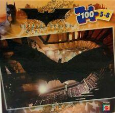Batman Begins Puzzle Factory Sealed 100 Pieces New 2005