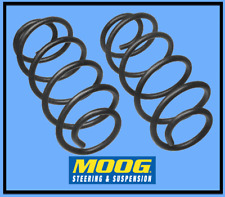 2X REAR Coil Springs MOOG Replace OEM# 15097378 for Trailblazer Envoy Ascender