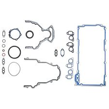 Chevy Pontiac 5.7 LS1 6.0 LS2 LOWER set w/oil pan,timing cover gaskets,rear seal