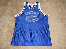 ed8e8ab49cc Kentucky Wildcats Basketball Jersey - Vintage Crable Sportswear Extra Large  XL