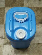 LQQK  6 Gallon  BARRELS  CLOSE TOP PLASTIC DRUM  FOOD GRADE WATER DRUM STORAGE