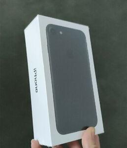 Sealed Apple iPhone 7 - 128GB - Black (Unlocked)  A1778 smartphone 🔥