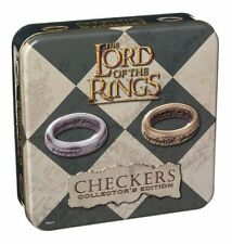 USAopoly Lord of the Rings Checkers Collector's Edition Complete Set (Pre-Owned)