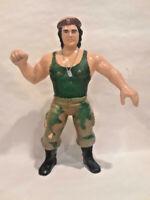 WWF WWE Vintage CORPORAL KIRCHNER Loose LJN Figure Superstars 1986 No Beard