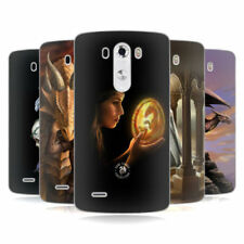 Anne Stokes Silicone/Gel/Rubber Cases & Covers for LG