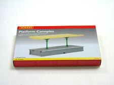 R514 Hornby 00 Gauge Platform Canopy Roof Plastic Kit Brand New & Boxed