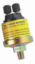 VDO OIL PRESSURE SENDER Gauge Meter Sensor NPT 1/8 3-160 OHMS UNIVERSAL