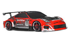 1/10 2.4Ghz Brushless Exceed RC Drift Star Electric RTR Drift Car 350Z CARBONRED