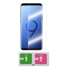 1x Samsung Galaxy S9 Panzerglas Echtglas Panzerglasfolie Panzerfolie Schutzfolie