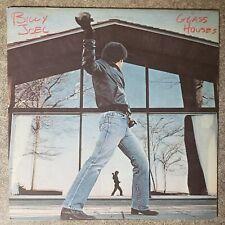 Billy Joel - Glass Houses [Stero Vinyl W/Lyric Sheet LP VG, FC 36384, 1980]