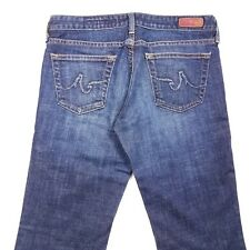 Women's AG Adriano Goldschmied The Club Boot Cut Jeans Stretch Size 28R AR12