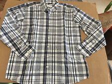 Gymboree matching family Mens Shirt Size XL 46-48 NEW DAD 59.00 blue white