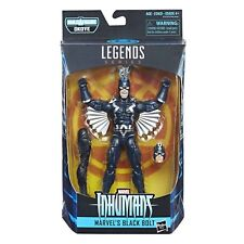 "MARVEL LEGENDS BAF (OKOYE) SERIES 6"" ACTION FIGURE - Black Bolt (Illuminati)"
