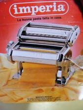 IMPERIA NOODLE CHEF PASTA MAKER MACHINE MADE IN ITALY TORINO - TIPO LUSSO SP 150