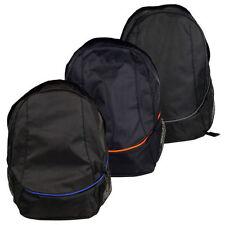 Accessoires sacs à dos noir en polyester pour garçon de 2 à 16 ans