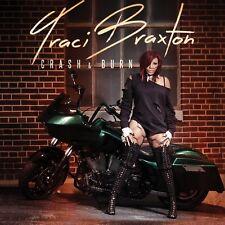 TRACI BRAXTON - CRASH & BURN   CD NEU
