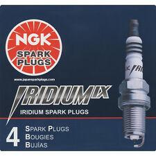 4X Iridium NGK ZFR6FIX-11=DENSO IK20L ZündKerze ROVER 618,620,623/FORD Probe GT