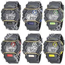 OHSEN Men's Outdoor Sports Wrist Watch Digital Big Face Date Day Stop Watch