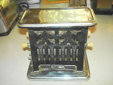 Vintage ELECTRIC TOASTER - UNIVERSAL E7812A Flip Side Landers Frary Clark CT