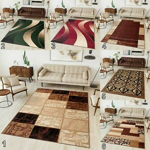TAPISO NEW BEAUTIFUL MODERN AREA RUGS TOP DESIGN ! Different Sizes and Colours !