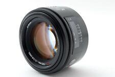 【Excellent】Minolta AF 50mm f/1.4 Prime Lens for Minolta SONY A-Mount 805266
