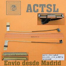 LCD VIDEO FLEX CABLE for SONY Vaio PCG-71213M