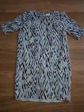 Ladies WAREHOUSE Dress - Size 10 - Multi Coloured
