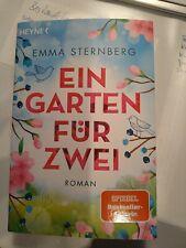 Ein Garten für zwei von Emma Sternberg (2021, Taschenbuch)