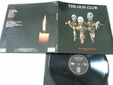 THE GUN CLUB  - IN MY ROOM ~ 14 TRACK VINYL ALBUM INNER G/F EX
