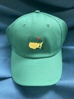 Masters Hat Cap 2020 Augusta National Adjustable Caddy Style Ready To Ship!