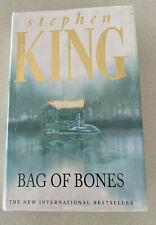 Bag Of Bones by Stephen King Hardcover1998