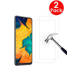 2X Pack Tempered Glass Screen Protector Samsung Galaxy A20e A50 A40 A70 A10 S10