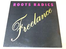 EX-/EX !! Roots Radics/Freelance/1985 Kingdom LP/Rare Reggae