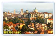 BERGAMO ITALY FRIDGE MAGNET SOUVENIR IMAN NEVERA