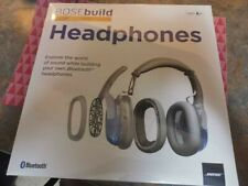 Bose Bosebuild Over-Ear Wireless Headphones - Clear