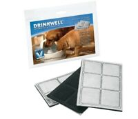 Drinkwell Replacement Filters 3 pack for Drinkwell Fountains SKU# PAC00-1307