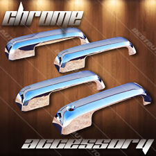 For 2015-2018 Ford F-150 Chrome 4D Door Handle Cover