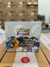 Pokemon TCG XY12 EVOLUTIONS English Booster Box x1 Factory Sealed BNIB