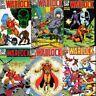 Warlock Special Edition Set Jim Starlin Wolfman Thanos Avengers 1 2 3 4 5 6 NM