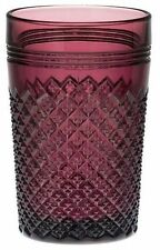 Tumbler - Addison - Amethyst Glass - Mosser USA